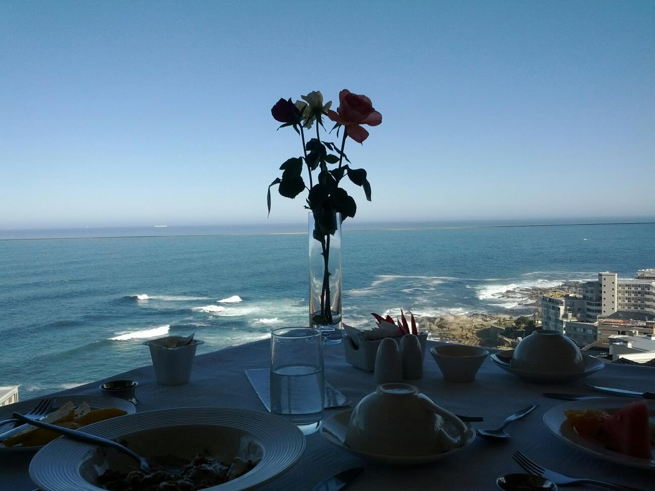 Breakfast at Clarendon Bantry Bay